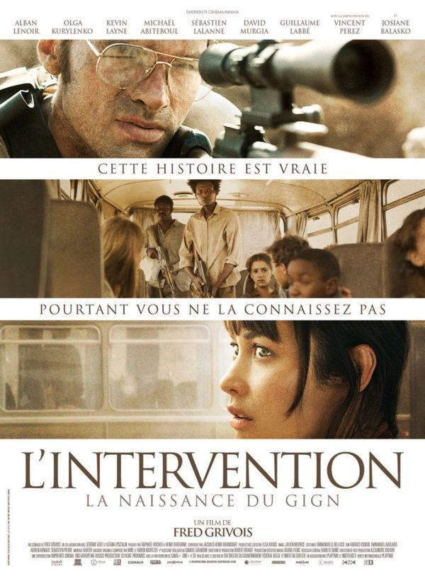 L'Intervention – 15 minutes of War – 2019